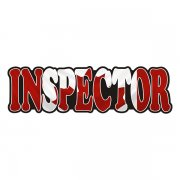 Inspector Decal Canada Canadian Flag Building Vinyl Hard Hat Sticker