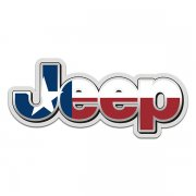 Jeep Texas State Flag Wrangler Rubicon MD Sticker Decal
