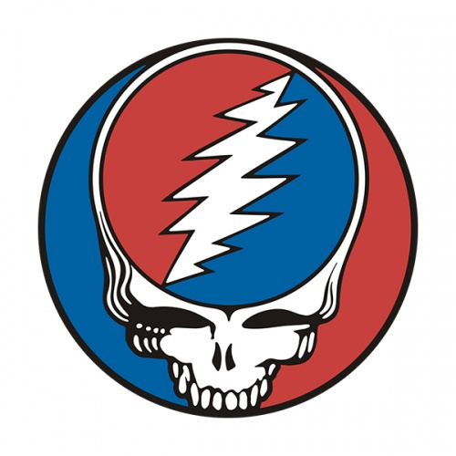 Grateful Dead Band Steal your Face Rock n' Roll Sticker Decal V2