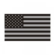 American Subdued Flag (RH) Sticker Decal