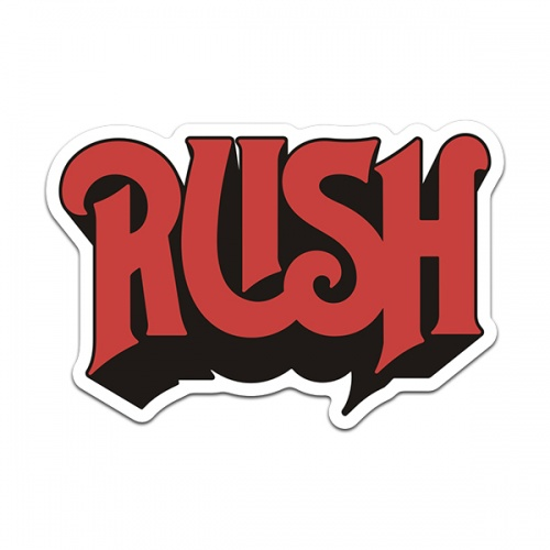 Rush Band Rock n' Roll Sticker Decal