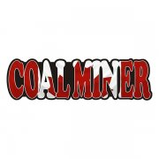 Coal Miner Decal Canada Canadian Flag Vinyl Hard Hat Sticker