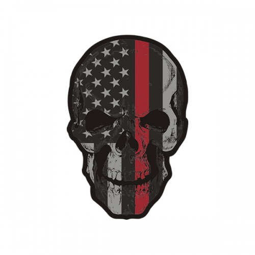 The thin red line rotten