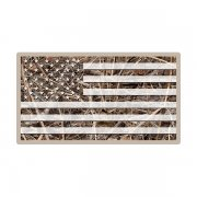 American Camo Flag United States Hunting Camouflage Sticker Decal