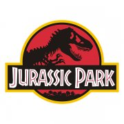 Jurassic Park Logo T-Rex Dinosaur Lost World Vinyl Sticker Decal