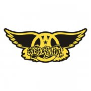 Aerosmith Wings Band Rock n' Roll Vinyl Sticker Decal