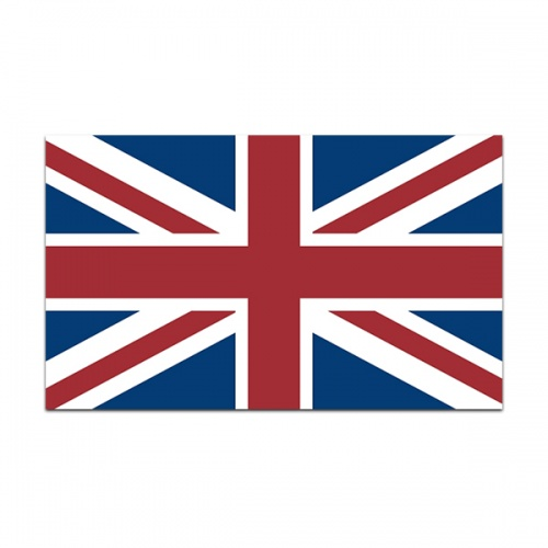 Britain Union Jack British Flag United Kingdom Sticker Decal
