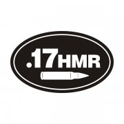 .17 HMR Ammo Can Sticker Decal