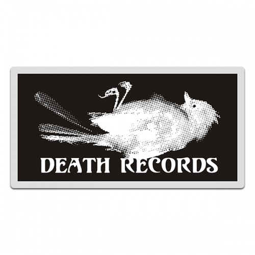 Death Records Logo Phantom of the Paradise Dead Bird Sticker Decal