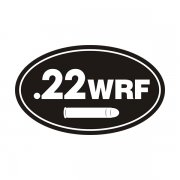 .22 WRF Ammo Can Sticker Decal