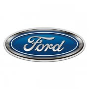 Ford Blue Oval Logo Sticker Decal