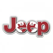 Jeep Canada Flag Wrangler Rubicon Canadian Sticker Decal