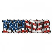 American Engineer Sticker Decal