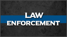 Law Enforcement Decals