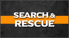 Search & Rescue Decals