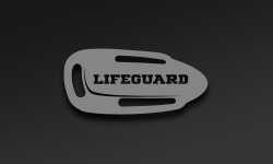 Lifeguard Stickers