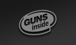 Gun / Firearm Inside Stickers