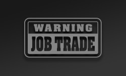 Job Trade Warning Stickers